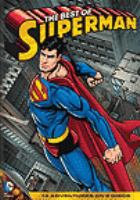Cover image for The best of Superman