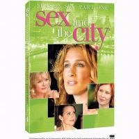Cover image for Sex and the city : Season six, part 1