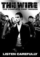 Cover image for The wire. The complete first season