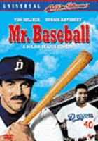 Cover image for Mr. Baseball