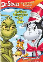 Cover image for Dr. Seuss the Grinch grinches the cat in the hat