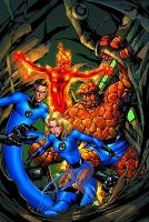 Cover image for Fantastic Four