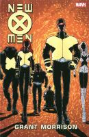Cover image for New X-Men