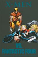 Cover image for X-Men vs. Fantastic Four