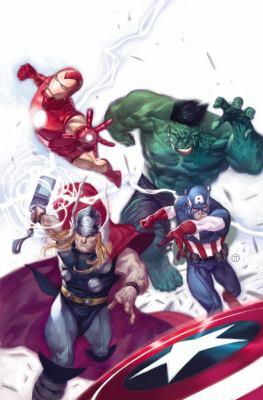 Cover image for Avengers : season one