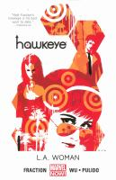 Cover image for Hawkeye. Vol. 3, L.A. woman