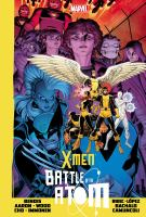 Cover image for X-Men : battle of the atom.