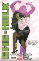 Cover image for She-Hulk. Vol. 1, Law and disorder