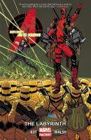 Cover image for Secret Avengers. [Vol. 2], The labyrinth