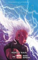 Cover image for Storm. Vol. 1, Make it rain