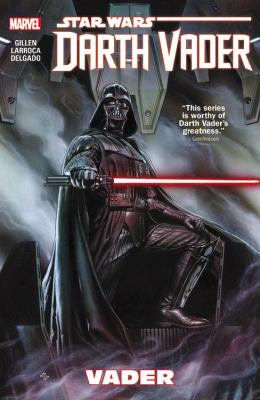 Cover image for Star Wars Darth Vader. Vol. 1, Vader