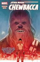 Cover image for Star Wars : Chewbacca