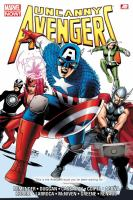 Cover image for UNCANNY AVENGERS OMNIBUS