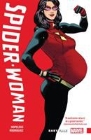 Cover image for Spider-Woman : Shifting gears. Vol. 1, Baby talk