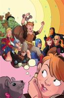 Cover image for The unbeatable Squirrel Girl. Vol. 1, Squirrel power