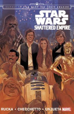 Cover image for Star Wars : shattered empire