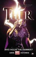 Cover image for Thor. Vol. 2, Who holds the hammer?