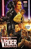 Cover image for Star Wars : Vader down
