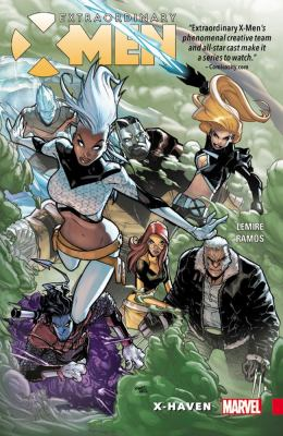 Cover image for Extraordinary X-Men. Vol. 1, X-Haven