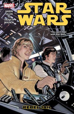 Cover image for Star Wars. Vol. 3, Rebel jail