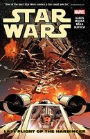 Cover image for Star Wars. Vol. 4, Last flight of the Harbinger