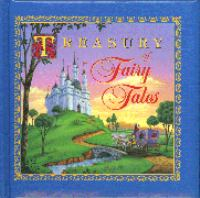 Cover image for Treasury of fairy tales