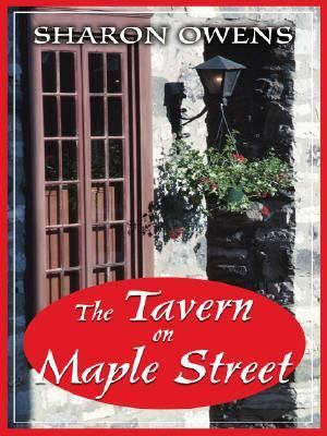 Cover image for The tavern on Maple Street