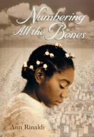 Cover image for Numbering all the bones