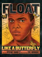 Cover image for Muhammad Ali, the man who could float like a butterfly and sting like a bee