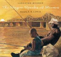 Cover image for The Negro speaks of rivers