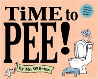 Cover image for Time to pee!