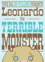 Cover image for Leonardo, the terrible monster