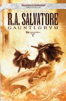 Cover image for Gauntlgrym