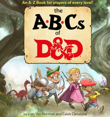 Cover image for The ABCs of D&D