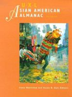 Cover image for Asian American almanac