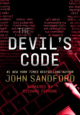 Cover image for The Devil's code