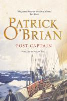 Cover image for Post captain