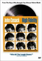 Cover image for High fidelity