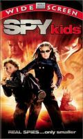 Cover image for Spy kids.