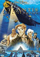 Cover image for Atlantis : the lost empire