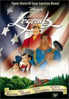 Cover image for Disney's American legends