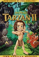 Cover image for Tarzan II