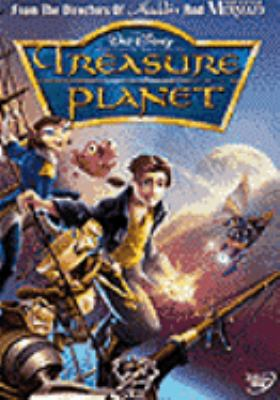 Cover image for Treasure planet