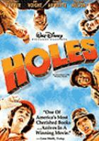Cover image for Holes.
