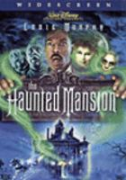 Cover image for The haunted mansion