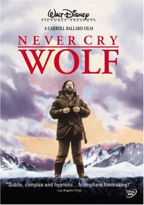 Cover image for Never cry wolf.