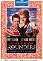 Cover image for Rounders
