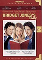 Cover image for Bridget Jones's diary