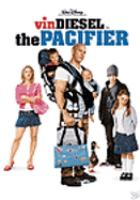 Cover image for The pacifier