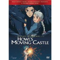 Cover image for Howl's moving castle Hauru no ugoku shiro